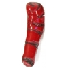 "Bamboo Coral Beads Oblong Semi-Precious 16""10-15x30-45mm"